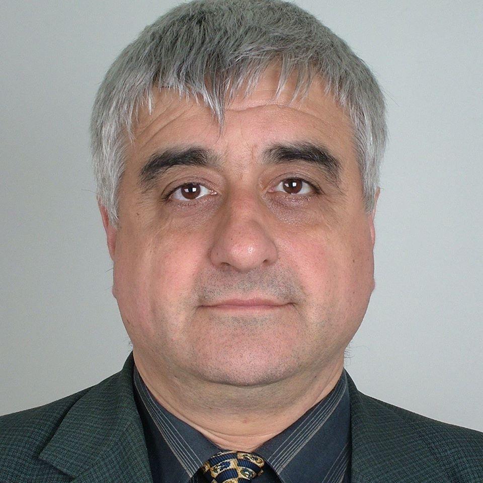 Михаил Кесяков - град София